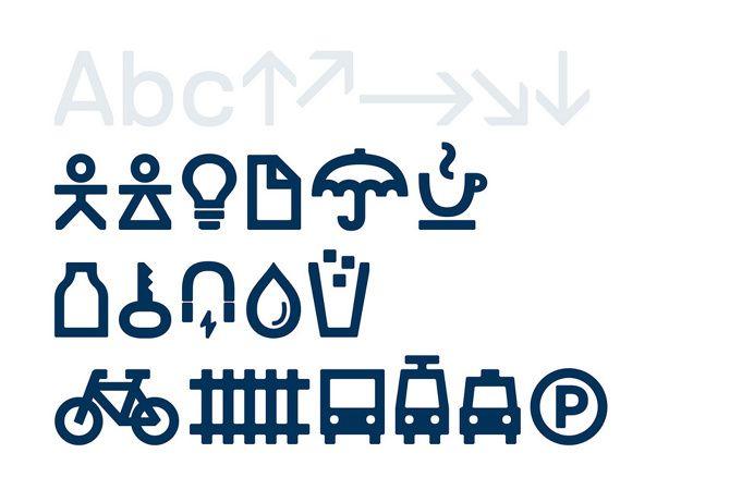 Kontoret #icons