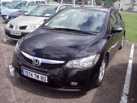 Annonce occasion de Honda Civic Hybrid Cuir 4p électrique de 2008 en vente au Thillot dans le 88