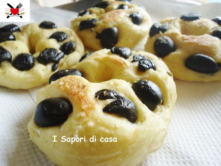 Ciambelline alle olive