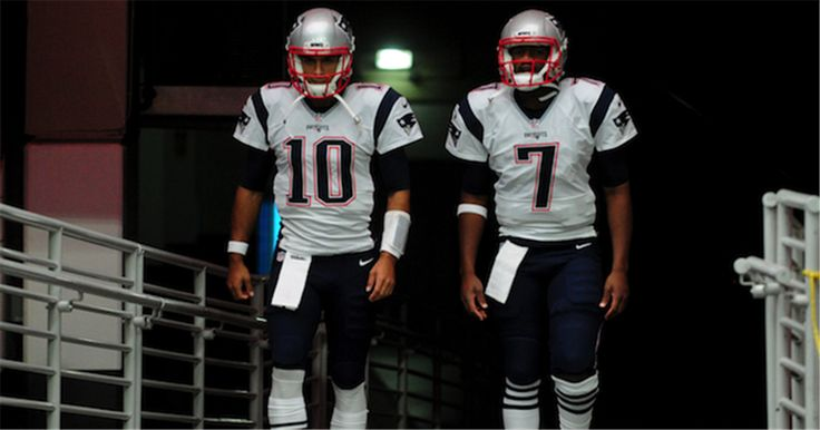 Jacoby Brissett will start for the New England Patriots at quarterback on Sunday when they host the Buffalo Bills, according to ESPN.