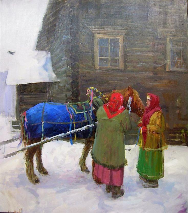 Смирнов А.В. Масленица