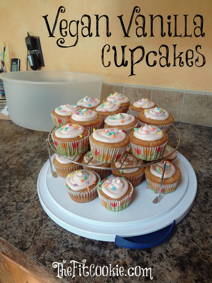 Easy cupcake recipes without milk