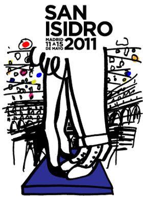 Avance de programación de las fiestas de San Isidro 2011 en la capital