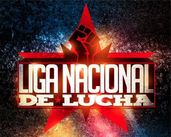 """Gráfica / Ilustración """"Liga Nacional de Lucha"""". by Félix Farías, via Behance"""