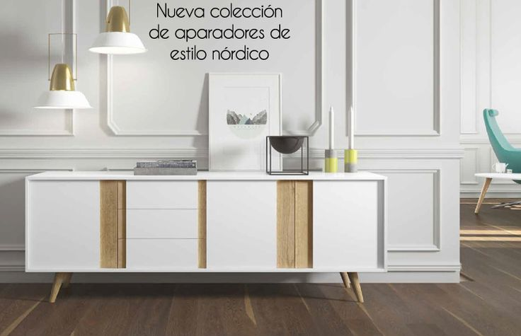 76 best original house muebles images on pinterest for Comedor estilo nordico