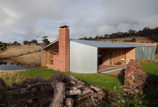 John Wardle Architects, The Shearers Quarters| Why choose Eco Design | Featured on Sharedesign.com