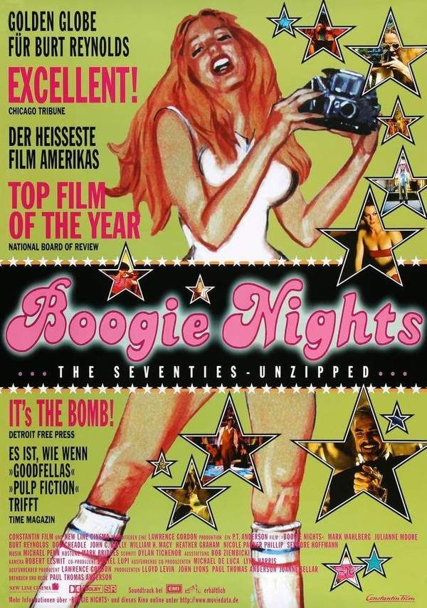 Boogie Nights 1997 In 2020 Boogie Nights Movie Posters Cinema Posters