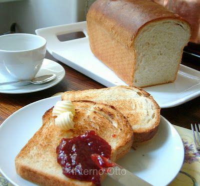 ammodomio: Pane per toast col metodo Tang Zhong