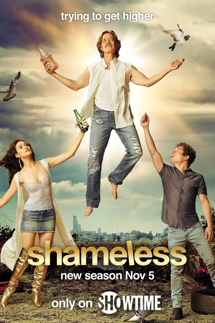 SHAMELESS Season 8 Poster I'm getting all my homework done so I can relax and enjoy my showI cant wait