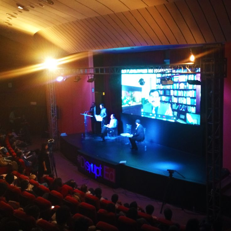 Closing session at DisruptEd 'Tomorrow Never Dies: The Future of Disruptive Innovation in Pakistan'