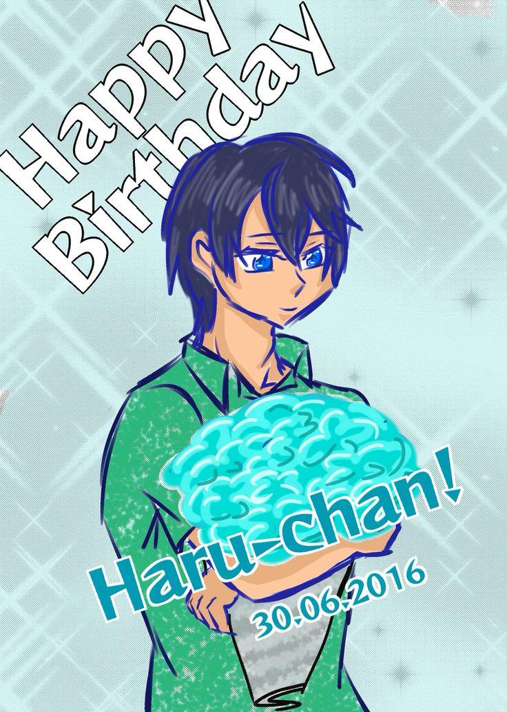 Happy Bday Haru-chan! (30/06/16)