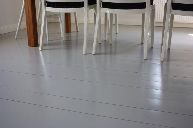 V33 Lattiamaali puulle antaa vanhalle lautalattialle uuden elämän! V33 Floor Paint for wooden surfaces!  http://colornova.fi/