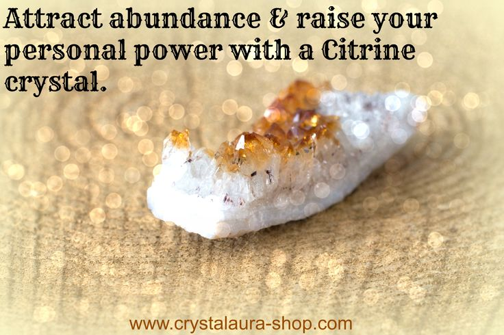 Be A Money Magnet With Citrine Www Crystalaura Shop Com