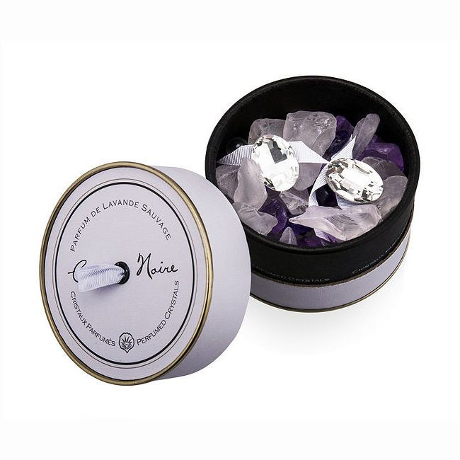 Beautiful sea glass #potpourri has been lovingly assembled and blended with the finest French Wild Lavender fragrance to perfume your home. Leave uncovered or place the contents into a decorative bowl to fragrance the room.    Fragrance Description: Lavande Sauvage, Wild Lavender tamed with bergamot & lime.