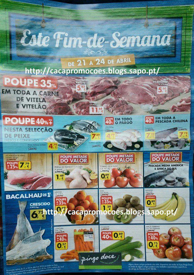 Promoções Pingo Doce - Antevisão Folheto Fim de Semana 21 a 24 abril - http://parapoupar.com/promocoes-pingo-doce-antevisao-folheto-fim-de-semana-21-a-24-abril/