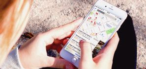 Use Your iPhone to Find Nearby Food Transport & Services #iOS