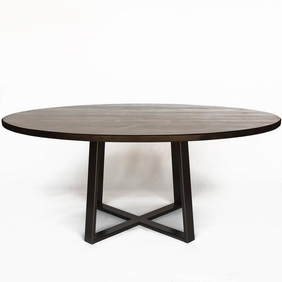 Large Round Dining Table Round Table Or Oval Table Choice Of