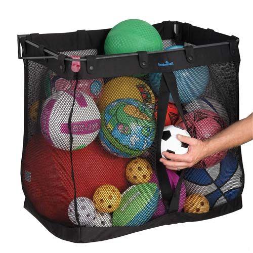 Garage Sports Organizer: 21 Best Organizing- Sports Equipment Storage Images On
