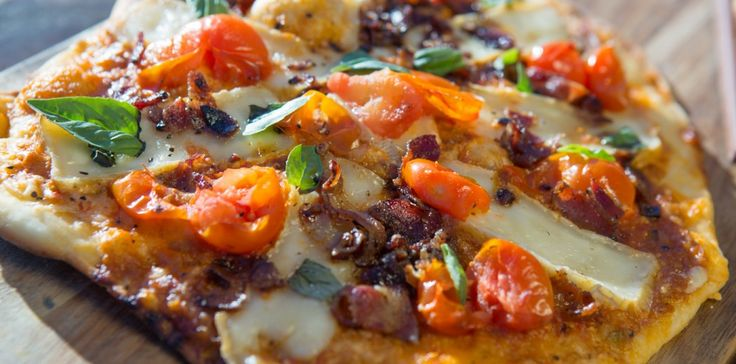 Smoked Camembert #Pizza by Team Tong in Cheek #ultimatebraaimaster #recipe