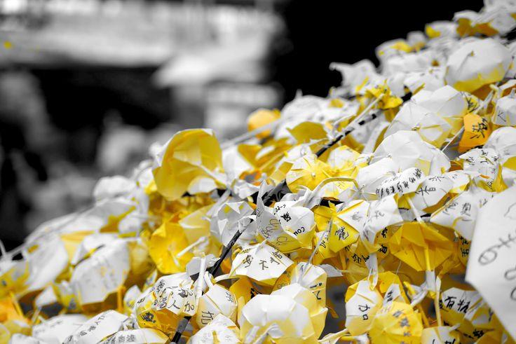 HK Umbrella Revolution Art https://www.flickr.com/photos/rickytang/14936337934/