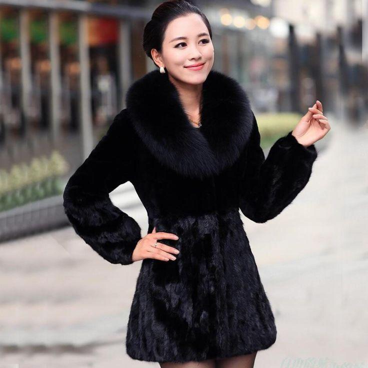 Best 25  Cheap faux fur coats ideas on Pinterest | Winter coats on ...