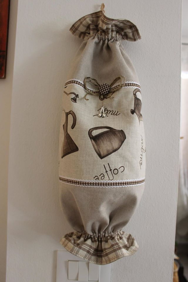 sewing idea for bag ♥