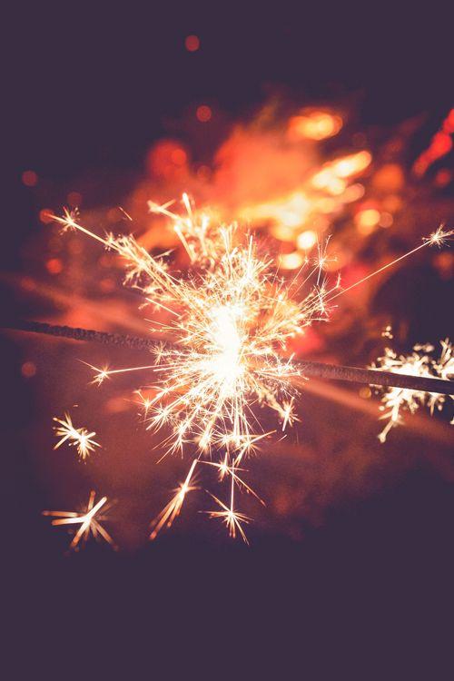 Sparklers, Fireworks