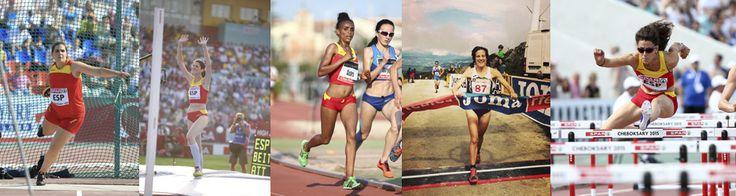 En categoría femenina tendrás que elegir entre Sabina Asenjo, Ruth Beitia, Trihas Gebre, Raquel Gómez y Caridad Jerez: http://www.rfea.es/web/noticias/desarrollo.asp?codigo=8217#.VZO5Ohvtmko