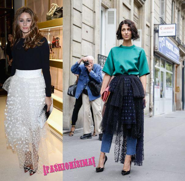 Lowcost vs. lowcost: clon de la falda de Chloé ¿en Zara o TopShop?