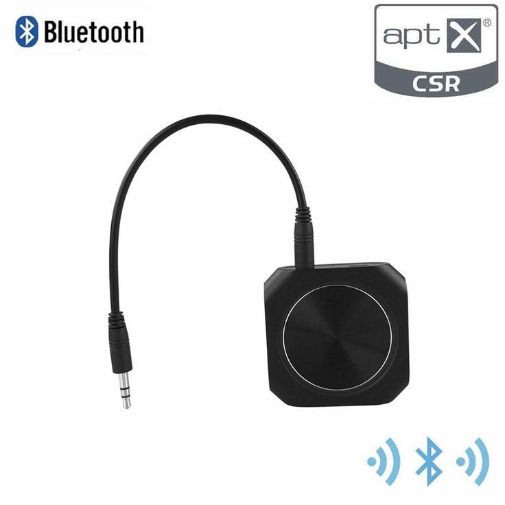 ZW-420 3.5mm Wireless Bluetooth Receiver Car Bluetooth Transmitter Audio Music Adapter Bluetooth 4.1 Receiver For Speaker MP3