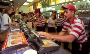 McDonald's in crisis: can it fight off the Five Guys threat? New British CEO Steve Easterbrook set to unveil turnaround plan to bring back lost customers and profits as rivals muscle in on burger market - 05/02/15