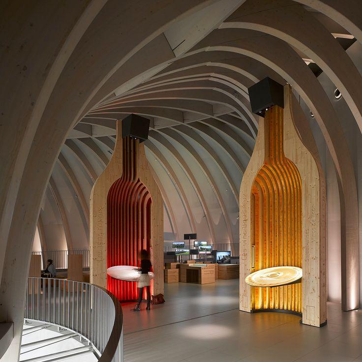 La Cité du Vin in Bordeaux Celebrates the Art, Culture and Commerce of Wine