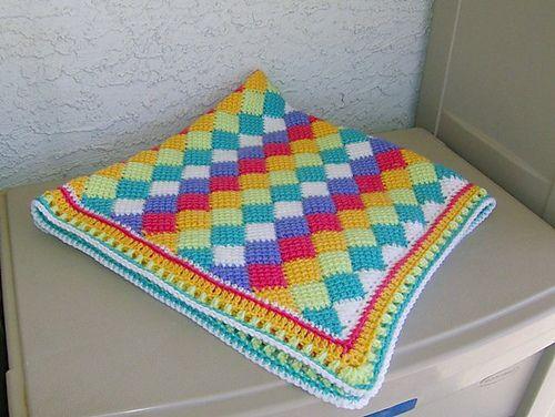 Best 25+ Tunisian baby blanket ideas on Pinterest