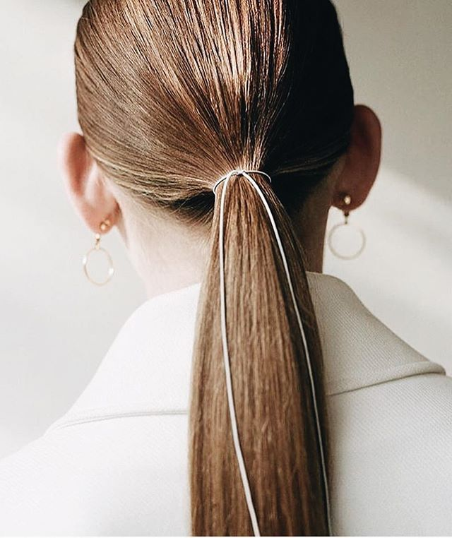 Lohoweddinginspiration Pony Tales Hair Styles Hair Trends Hair Arrange