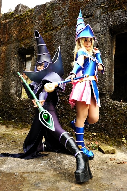 Really. porn cosplay dark magician girl possible tell
