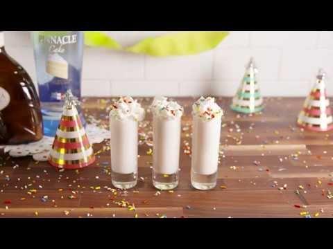 Best Birthday Cake Shots - How to Make Birthday Cake Shots