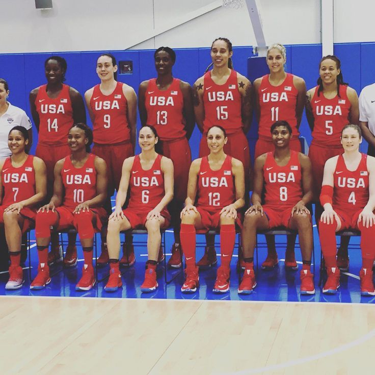 WNBA (@WNBA) | Twitter -  Jul 31 2016   #USABWNT wraps up exhibition 3-0!