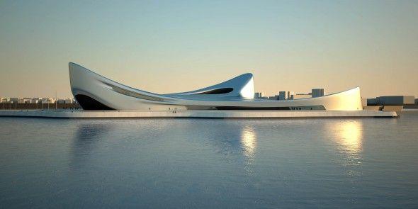 Ce projet consiste à la réalisation, à Reggio di Calabre (Sicile), du Musée de la Méditerranée avec aquarium géant, galerie de bronzes de Riace, salles d'exposition, d'archives et une b…
