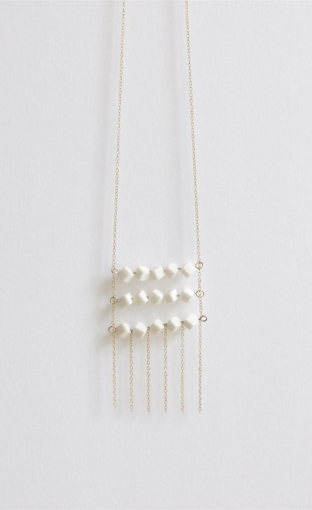 Love this necklace design