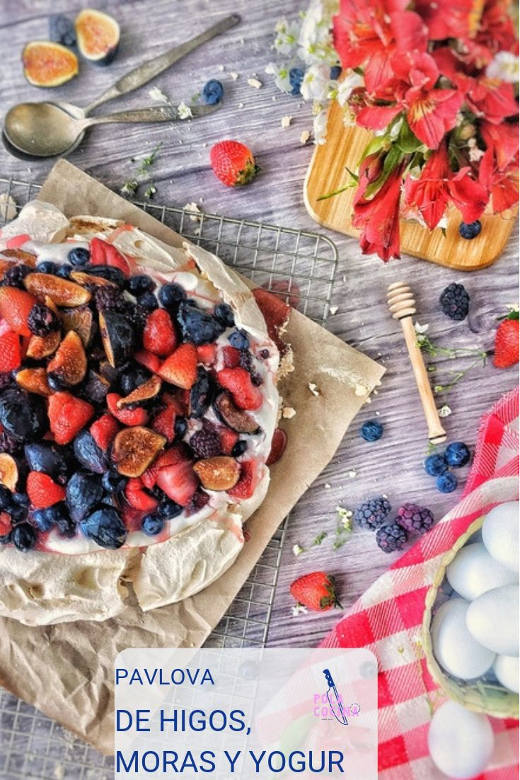 Cómo hacer pavlova con yogur griego Pavlova, Relleno, Camembert Cheese, Brownies, Ethnic Recipes, Food, Cooking, Greek Yogurt, Essen