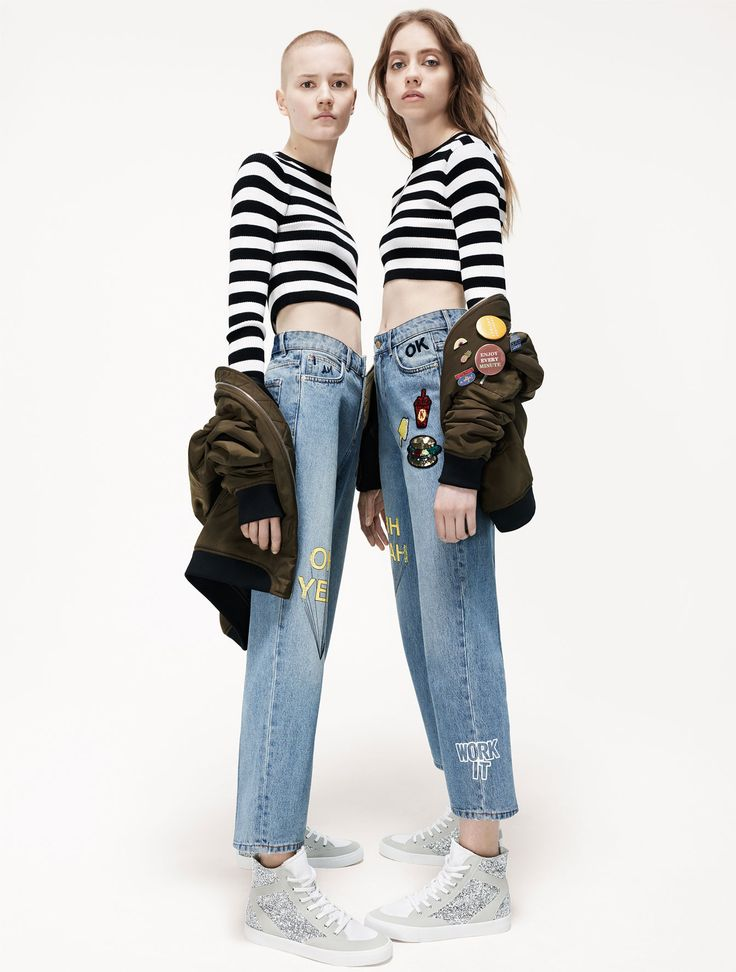 ZARA - #zaraeditorials - TRF / I AM DENIM