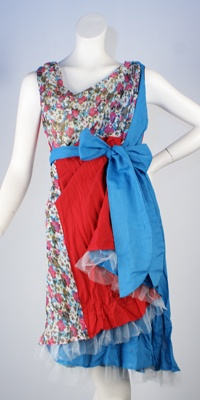 I just put this chameleon dress from Annah Stretton on layby.  The colours are so gorgeous.