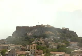The legendary Acropolis - Athens