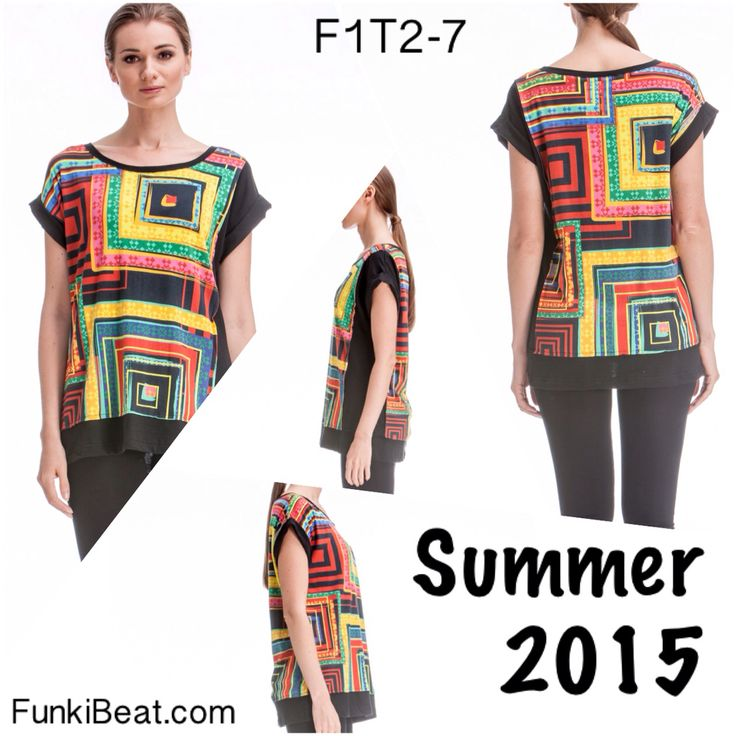 Short Sleeve Top: Squares can now be found at http://goo.gl/cXf5KB Happy Friday everyone :)