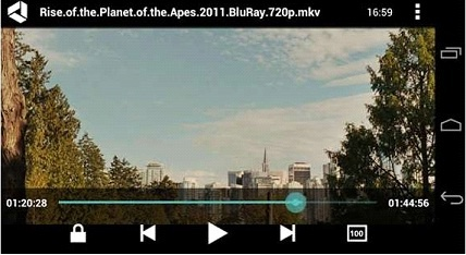 Free Top Android Video Player apps  http://www.theandroidgallery.com/free-top-android-video-player-apps/