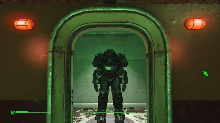 Como conseguir fácilmente la armadura de combate X-01 en Fallout 4