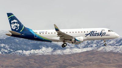 Photo of N194SY - Embraer 170-200LR - Alaska Airlines (Skywest Airlines)