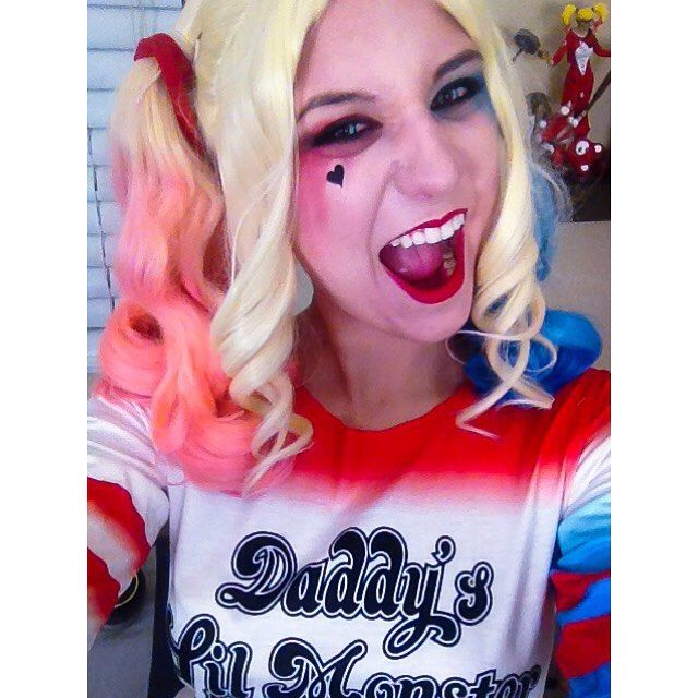brizzy voices harley quinn suicide squad - Google Search