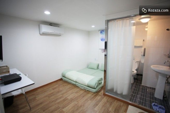 Namsan Guesthouse 2_Twin Room B
