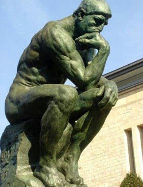 Escultura realizada por el método de sustracción.
